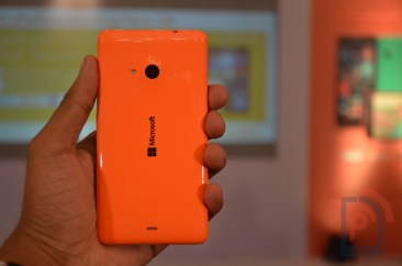Microsoft Lumia 535 Back